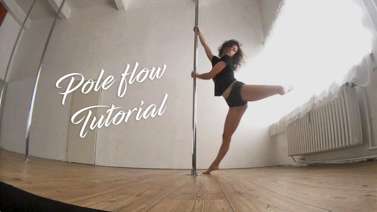Learn to flow like Marlo with this pole choreography
