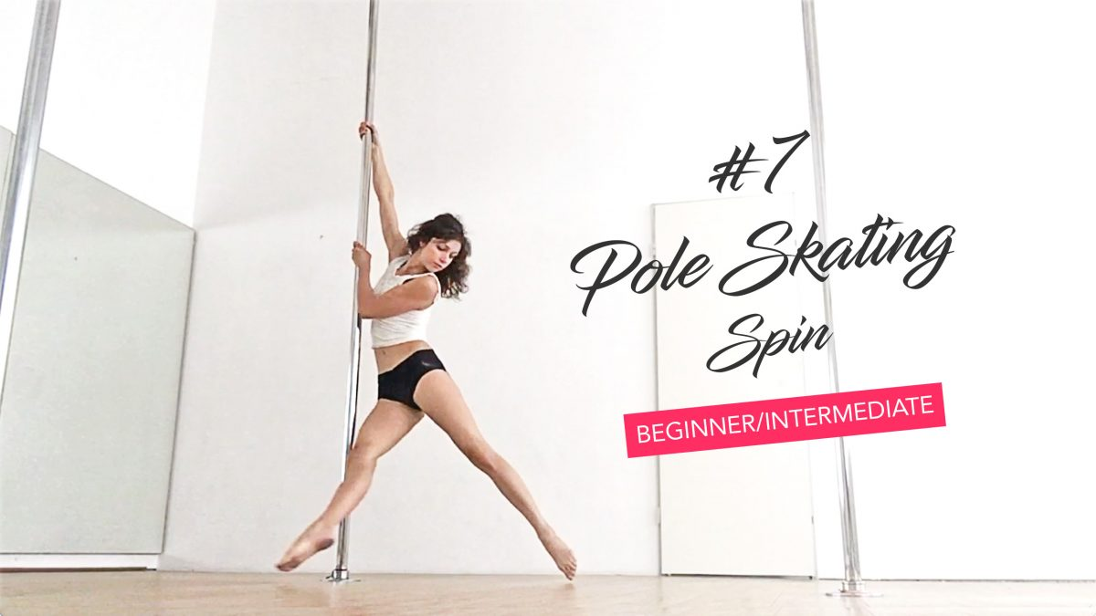 Pole Skating Spin Cover Photo