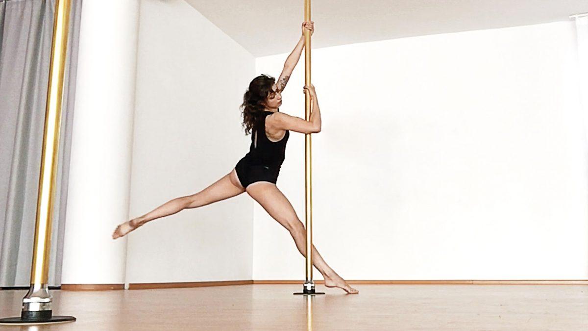 pole dance combo