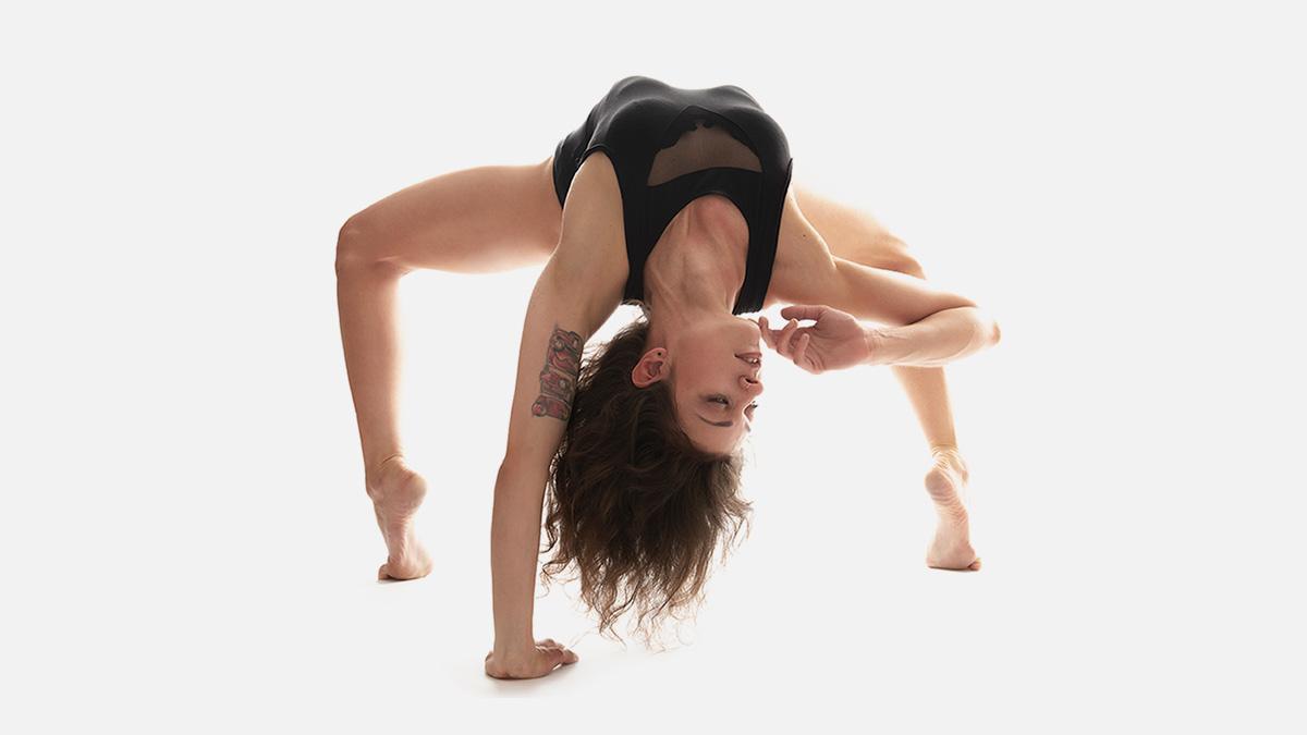 fluent dance body